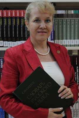 Larisa ZAKHAROVA YETER