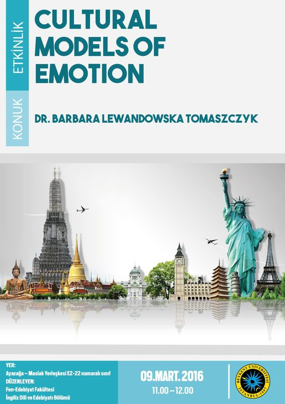Cultural Models of Emotion